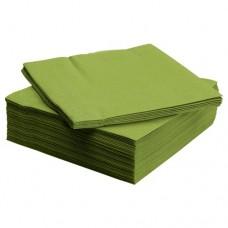 مناديل ورقية أخضر 50 قطعه
