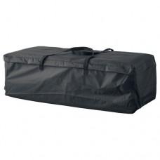 حقيبة تخزين للوسائد أسود