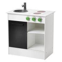 مطبخ لعبة أبيض