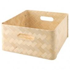 صندوق, الخيزران  32x35x16 سم