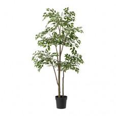 نبات زينة اصطناعي آنية  ثمرة تين باكية