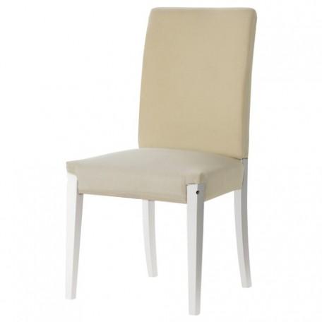 إطار الكرسي لون أبيض