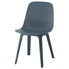 كرسي لون أزرق