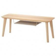 طاولة تلفاز, قشرة خشب الدردار