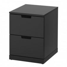 كومدينا لون أسود 40x54 سم