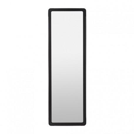 مرآة أسود 140*45 سم