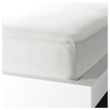 ملف للفرشه لون أبيض 90x200 سم