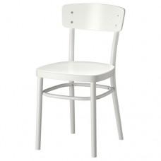 كرسي لون أبيض