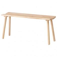 مقعد من خشب الزان