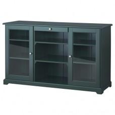 خزانة جانبية أخضر زيتوني داكن