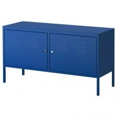 خزانة, أزرق 119x63 سم