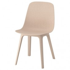 كرسي لون  أبيض بيج