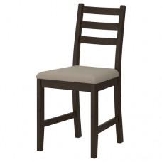 كرسي لون فنجا بيج