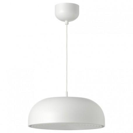 مصباح معلق أبيض