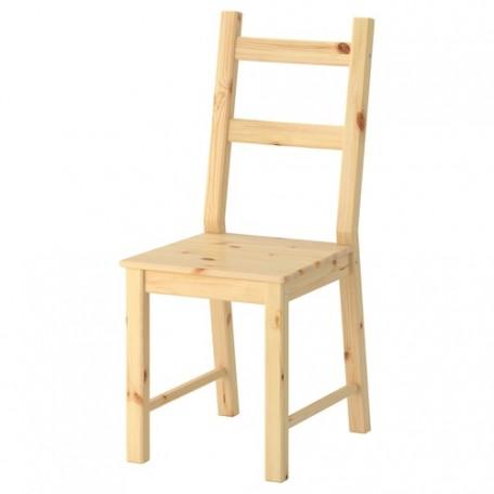 كرسي خشب ملان