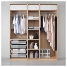 خزانة ملابس مفتوحه 200x58x236 سم