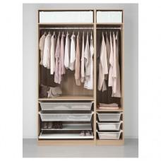 خزانة ملابس مفتوحه 150x58x236 سم