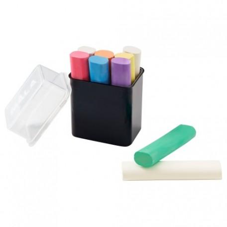 طباشير ألوان متنوعة