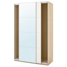 خزانة ملابس أبواب سحب 150x66x236 سم