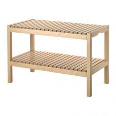 مقعد خشب بتولا