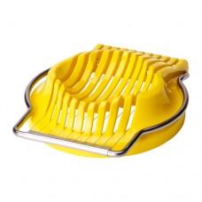 مقطعة بيض لون أصفر