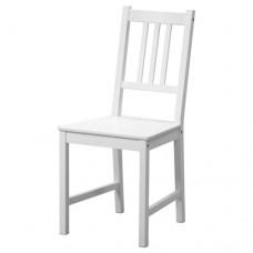 كرسي لون ابيض