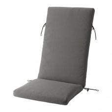 وسادة مقعد/ظهر للأماكن الخارجية لون بيج او رمادي