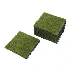 ألواح أرضية للأماكن الخارجية عشب صناعي