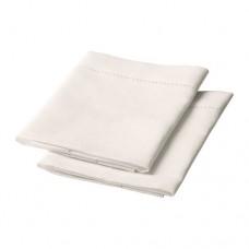 منديل ورقي دانتل أبيض (قطعتين)