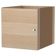 باب لخزانه مفتوحه 33x33 سم لون خشبي