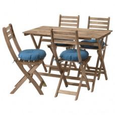 طاولة + 4 كراسي