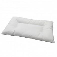 وسادة لسرير أطفال لون أبيض