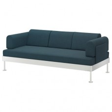 صوفا 3 مقعد, لون أزرق داكن
