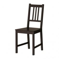 كرسي لون بني- أسود او ابيض