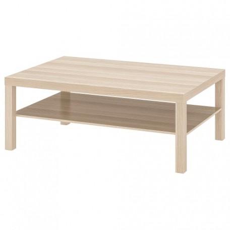 طاولة خشب للصالون 118*78 سم لون خشبي