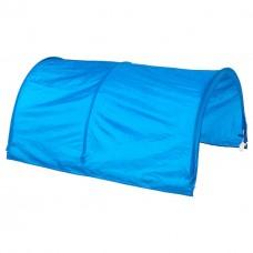 خيمة سرير للاطفال لون ازرق