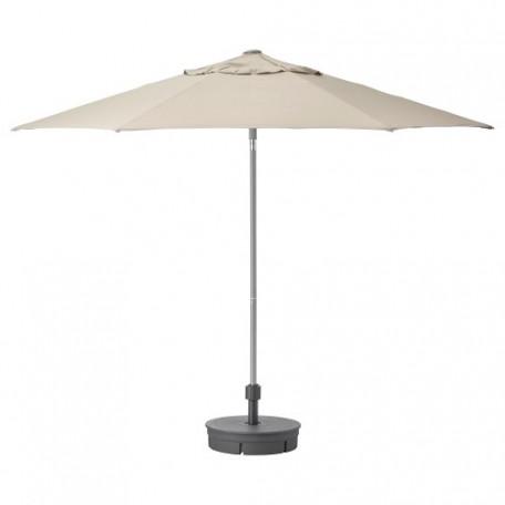 مظلة مع قاعدة