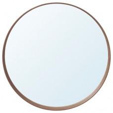 مرآة قشرة الجوز