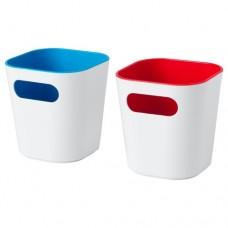 صندوق لون أبيض عدد 2