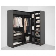 خزانة ملابس زاوية لون  فنجا