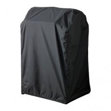 غطاء معدّات الشواء أسود
