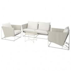 مجموعة من 4 مقاعد