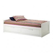 سرير مفرد وصوفا بقطعه واحده يفتح لسرير مزوج (شامل فرشتين)
