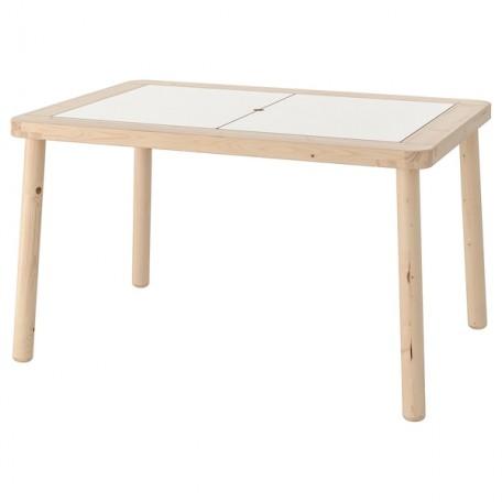 الطاولة الحسية بدون صناديق
