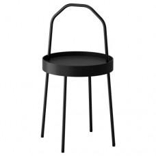 طاولة جانبية  أسود