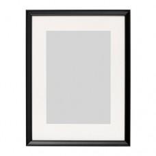 إطار لون أسود 30*40 سم