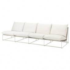 4 مقاعد صوفا