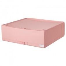حقيبة تخزين، زهري، 55x51x18 سم