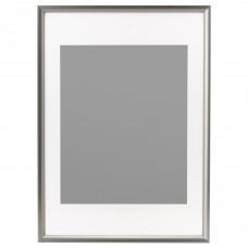 برواز لون فضي 50x70 سم