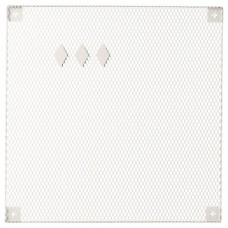 لوحة ملاحظات بمغناطيس، أبيض، 60x60 سم